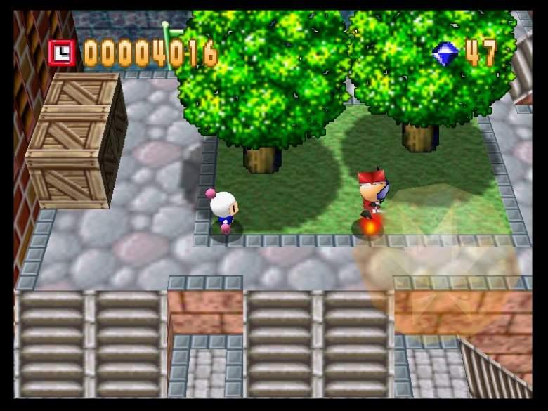 Bomberman 64, Wii U, Nintendo, N64