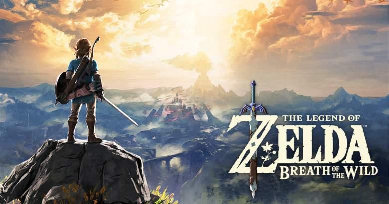 The Legend of Zelda, Breath of the Wild, Wii U, Nintendo Switch