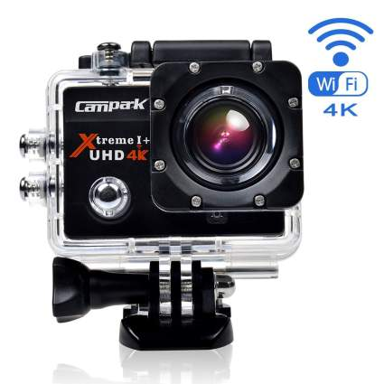 Campark ACT74,best action camera, best 4k action camera, best gopro camera