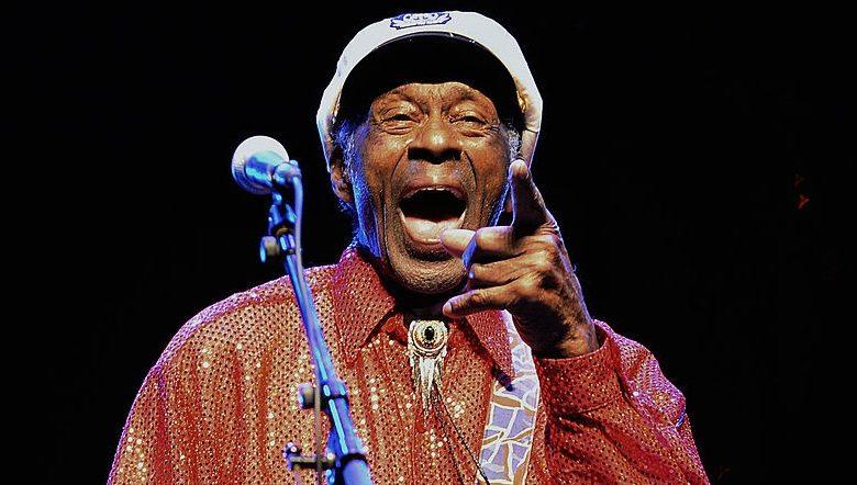 Chuck Berry songs, Chuck Berry albums, Chuck Berry, Chuck Berry's death