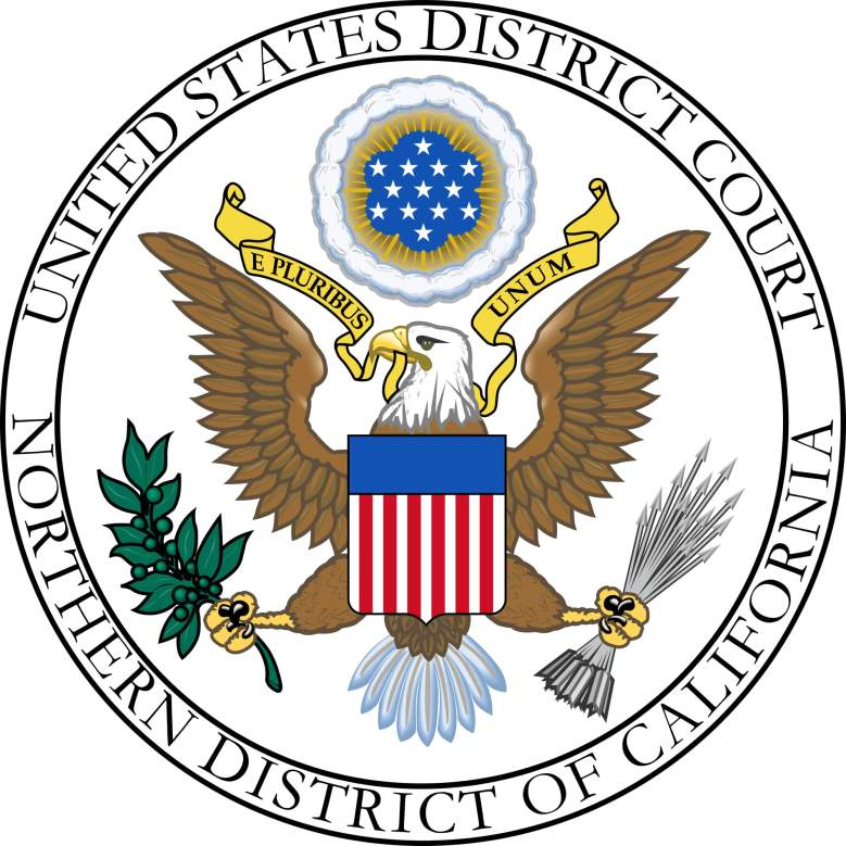 Northern District of California, Northern District of California logo, Northern District of California court logo