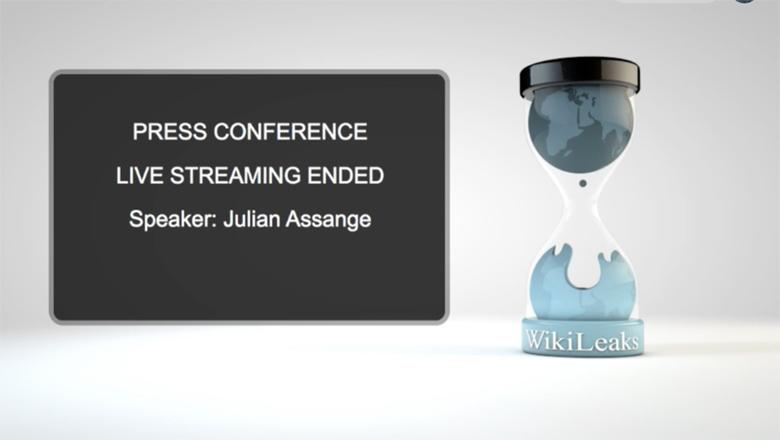 wikileaks vault 7 periscope live stream
