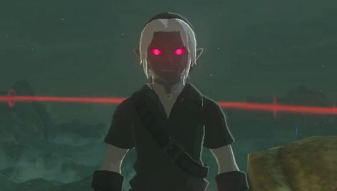 How To Get Dark Link Outfit In Breath Of The Wild Heavy Com