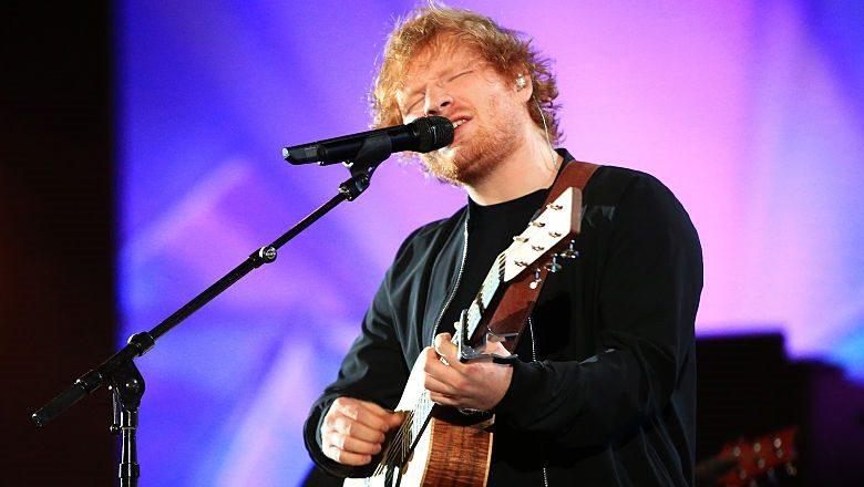 Ed Sheeran tour, Ed Sheeran concert, Ed Sheeran singing, Ed Sheeran in concert