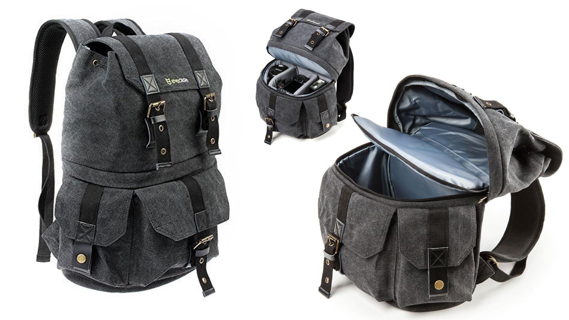 evecase convertible backpack, best dslr bag, best dslr camera bag, best dslr camera backpack