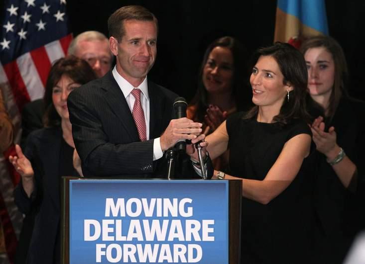 Familia JOe Biden, KAthleen Biden, esposa de Hunter Biden, Hallie Biden