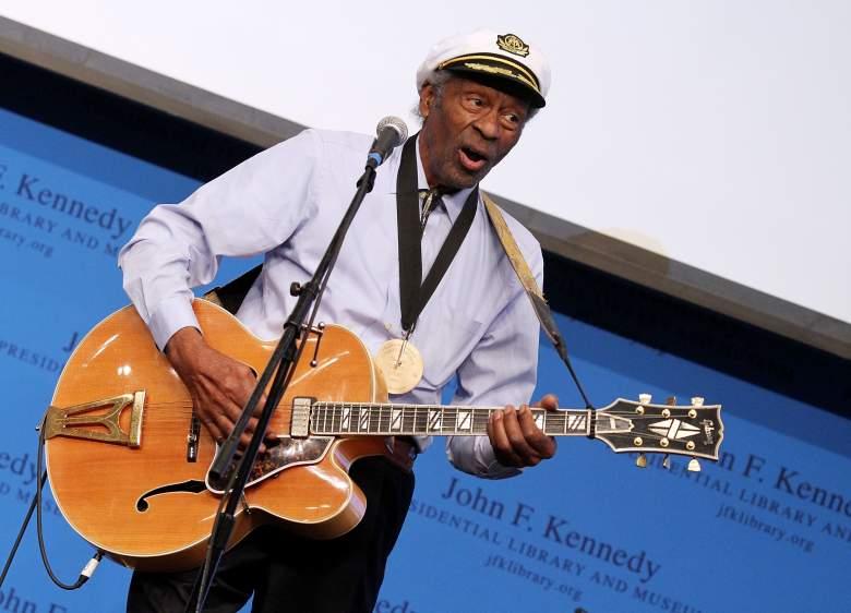 Chuck Berry dead, Chuck Berry kids, Chuck Berry family