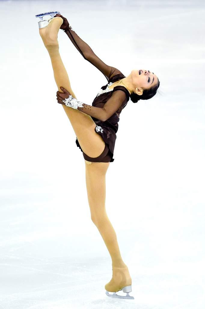 Evgenia Medvedeva, Evgenia Medvedeva program, Evgenia Medvedeva ice skating, Evgenia Medvedeva figure skating, figure skating, ice skating