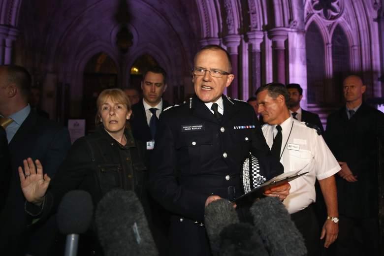 Mark Rowley police, Mark Rowley press conference, Mark Rowley