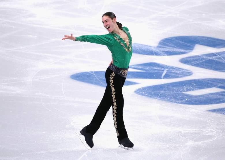 Jason Brown, Jason Brown ice skating, figure skating, men's figure skating