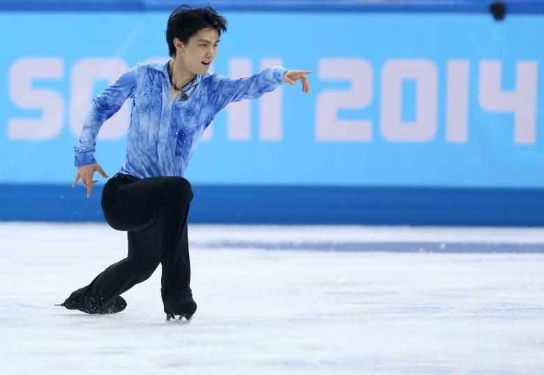 Yuzuru Hanyu, Yuzuru Hanyu figure skating, figure skating, men's figure skating