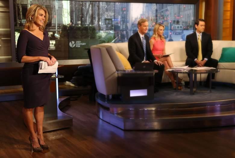 Heather Nauert, Fox & Friends anchors, Fox & Friends host, State Department Spokeswoman, Donald Trump Fox News