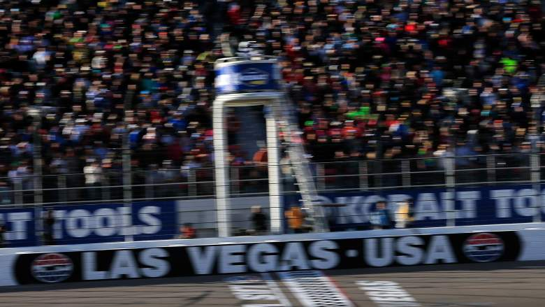 kobalt 400 2017, las vegas qualifying results, who is on the pole, starting lineup, grid, fastest times, nascar cup series