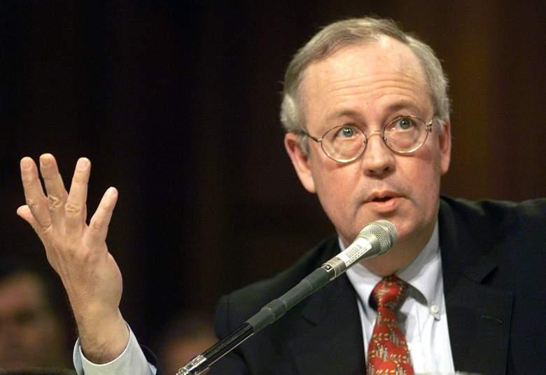 Ken Starr 1999, Ken Starr testimony, Ken Starr senate testimony
