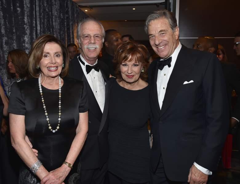 Steve Janowitz, Joy Behar husband, Joy Behar married, Joy Behar Steve Janowitz