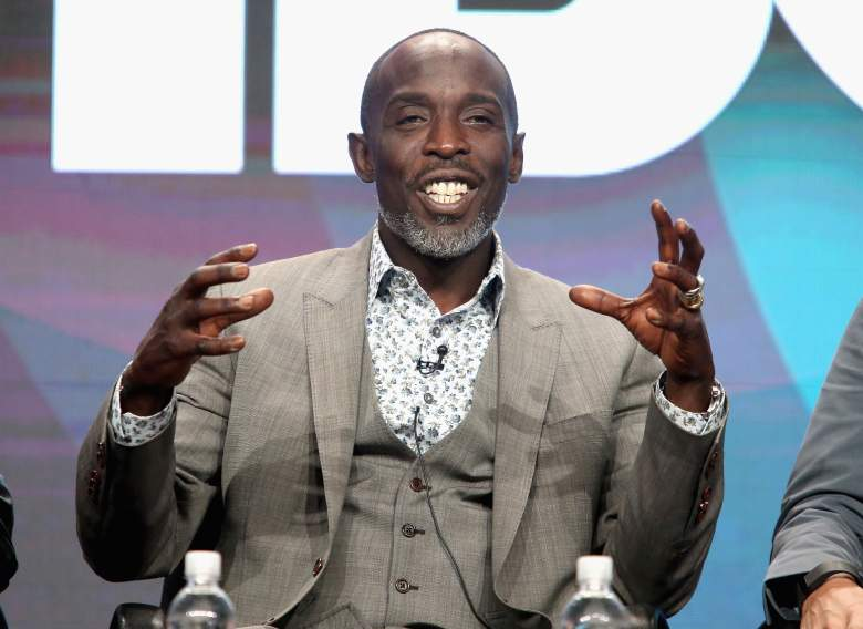 Michael Kenneth williams, Michael Kenneth Williams Han Solo, Han Solo movie, Han Solo Star Wars cast, Han Solo cast