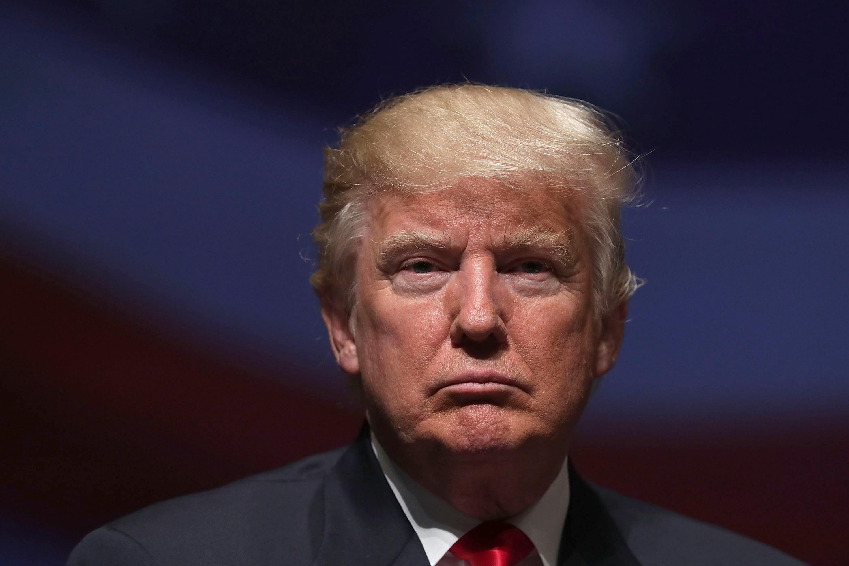 President Donald Trump. (Getty)