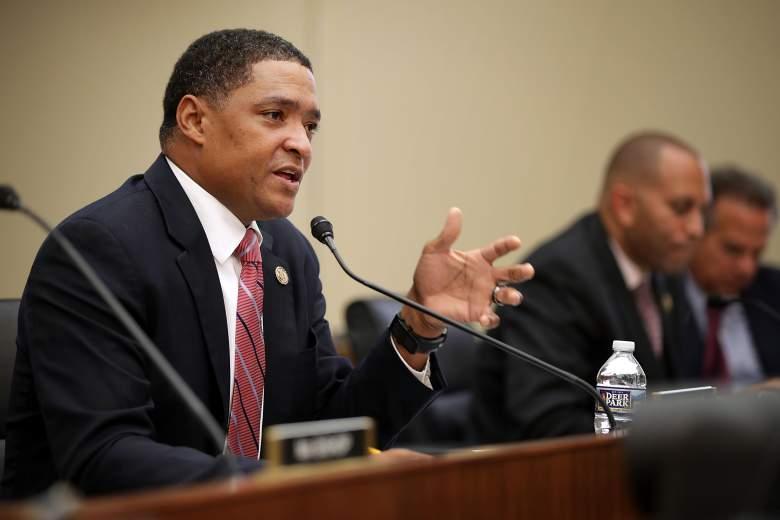 Cedric Richmond, Cedric Richmond senate, Cedric Richmond senate hearing