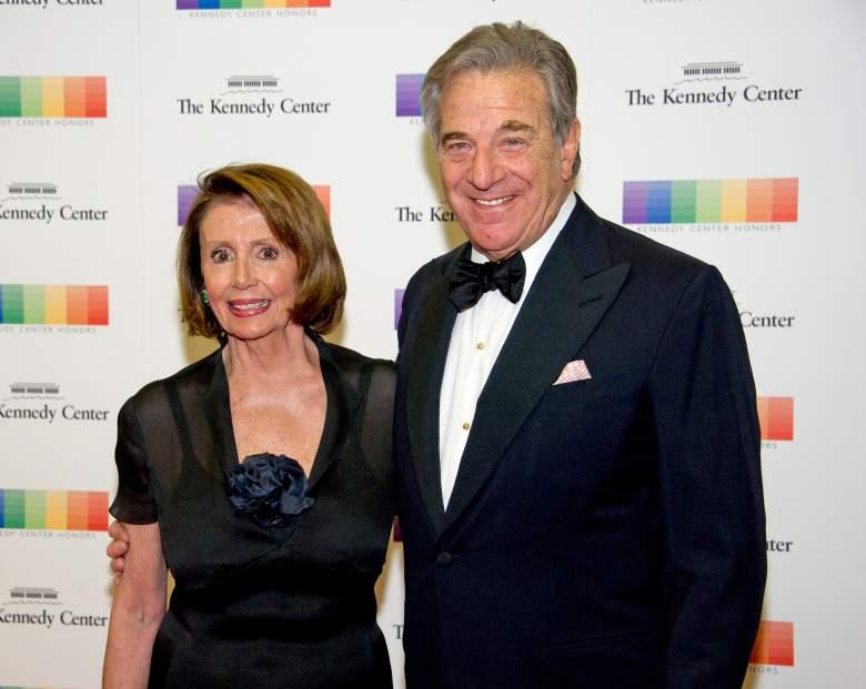 Paul Pelosi nancy, Paul Pelosi nancy pelosi, nancy pelosi husband