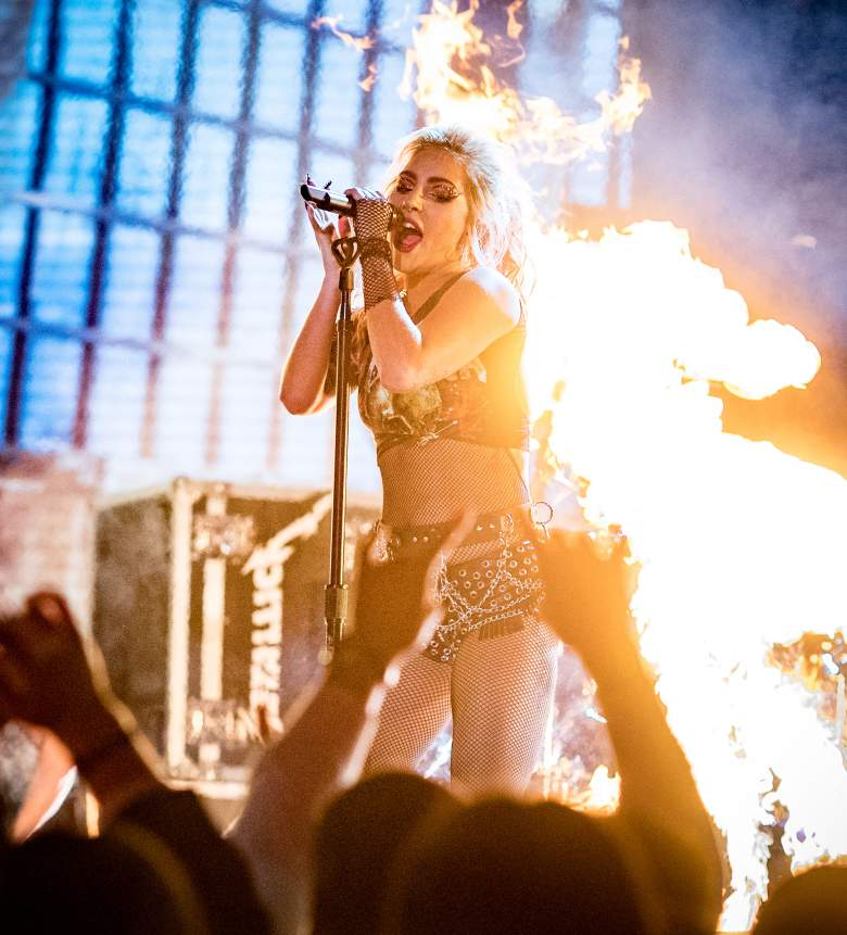 LOS ANGELES, CA - FEBRUARY 12: Musician Lady Gaga performs during The 59th GRAMMY Awards at STAPLES Center on February 12, 2017 in Los Angeles, California. (Photo by Christopher Polk/Getty Images for NARAS)