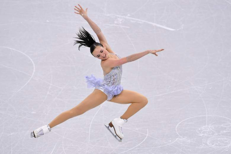 Mariah Bell, Mariah Bell figure skating, figure skating, Mariah Bell Olympics