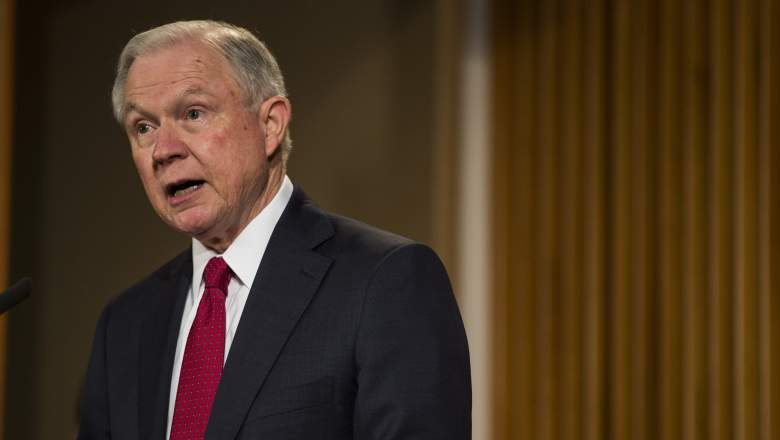 Jeff Sessions recuses himself, Jeff Sessions Donald Trump, Jeff Sessions Russia