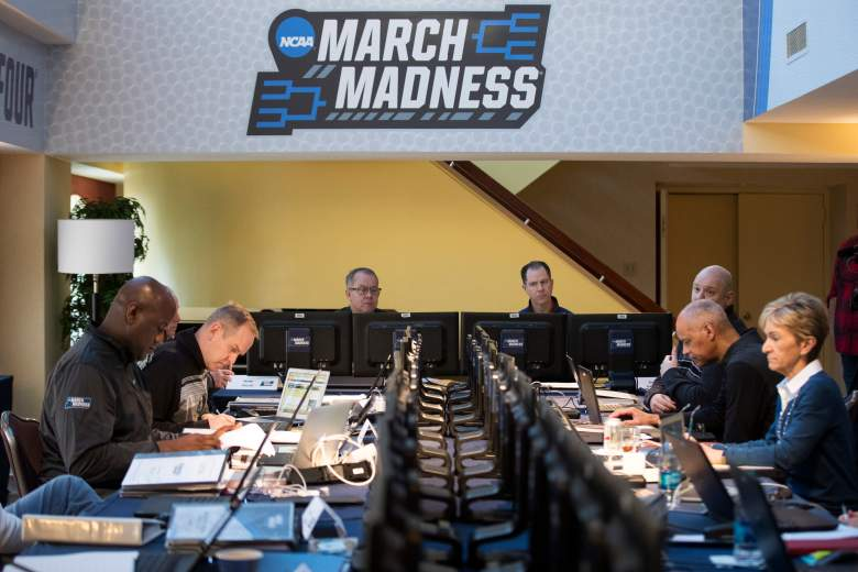 when does march madness start, bracket released, date
