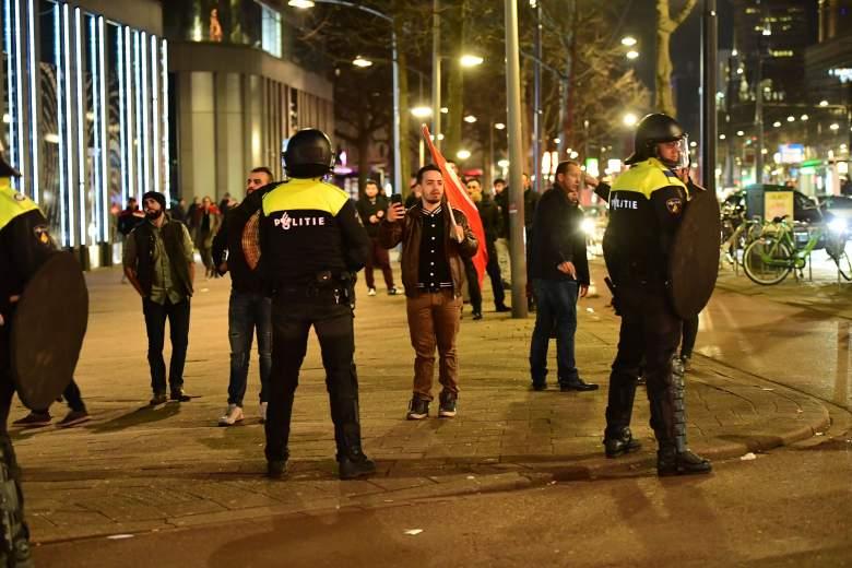 rotterdam riots