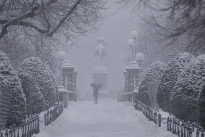 winter storm stella boston photo
