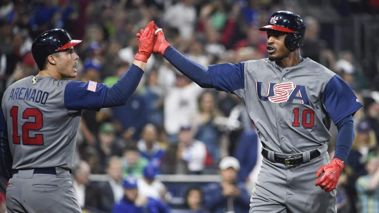 usa vs dominican republic live stream, world baseball classic 2017, wbc, how to watch, streaming, online, mobile, xbox one