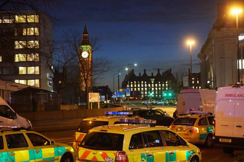 London Terror attack, Keith Palmer, Parliament attack