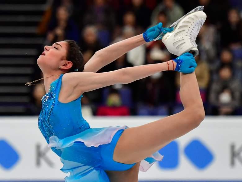Evgenia Medvedeva, World Figure Skating Championships, Worlds figure skating, women's figure skating