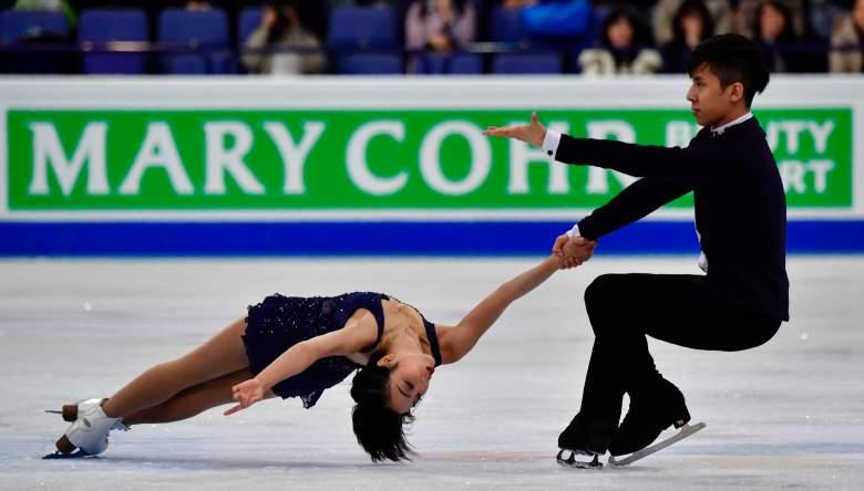 World Figure Skating Championships, Sui Wenjing, Han Cong