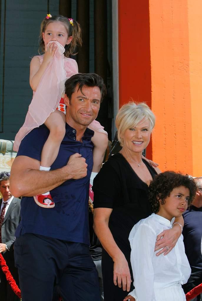 Hugh Jackman kids, Hugh Jackman family, Hugh Jackman wife