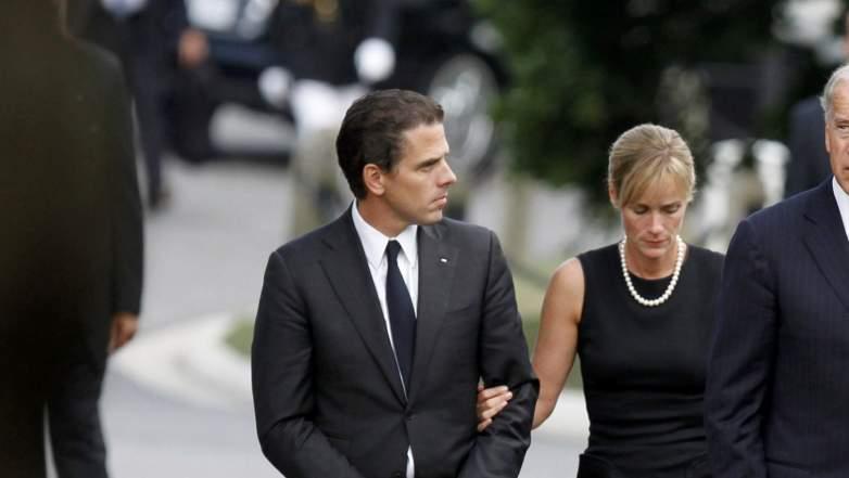 Kathleen Biden, esposa de Hunter Biden, Hunter Biden Engañando