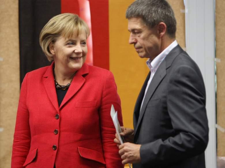 Joachim Sauer, Angela Merkel husband, Angela Merkel married, Angela Merkel Joachim Sauer