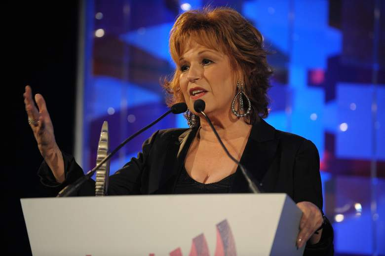 Steve Janowitz, Joy Behar husband, Joy Behar married, Joy Behar Steve Janowitz