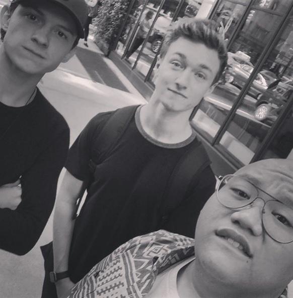 Spider-Man: Homecoming, Jacob Batalon Ned Leeds, Jacob Batalon Instagram