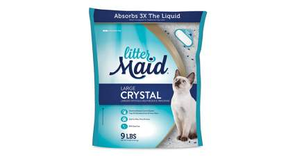 littermaid cat litter