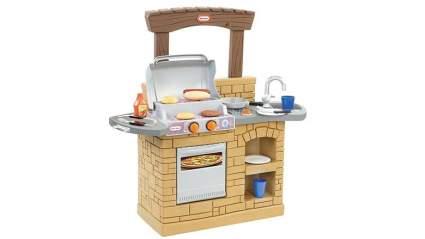 little tikes bbq kitchen