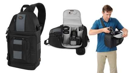 Lowepro-slingshot-best-camera-backpack