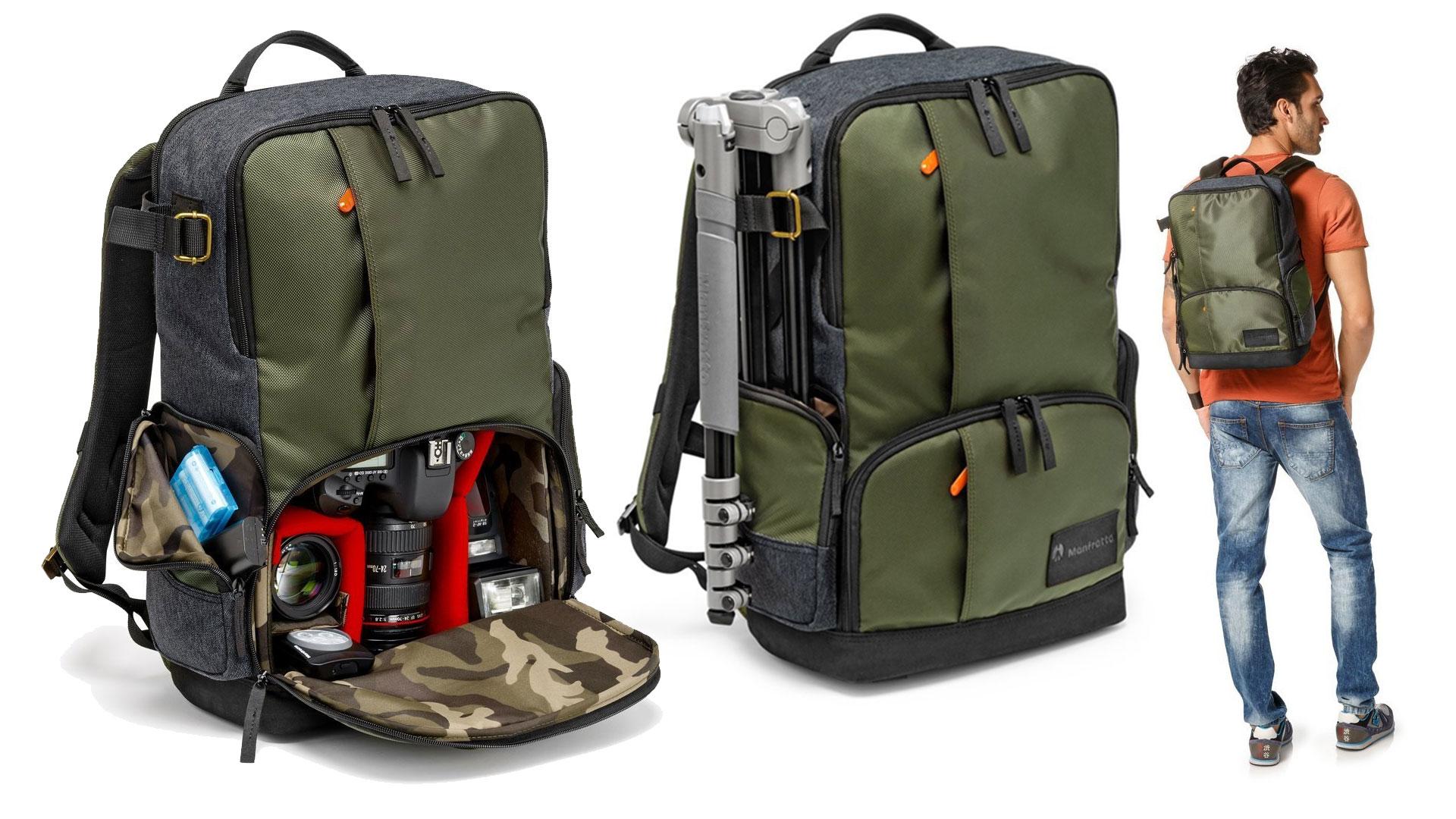 Manfrotto Camera & Laptop Backpack, best dslr bag, best dslr camera bag, best dslr camera backpack