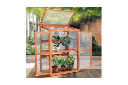 two tier cold frame