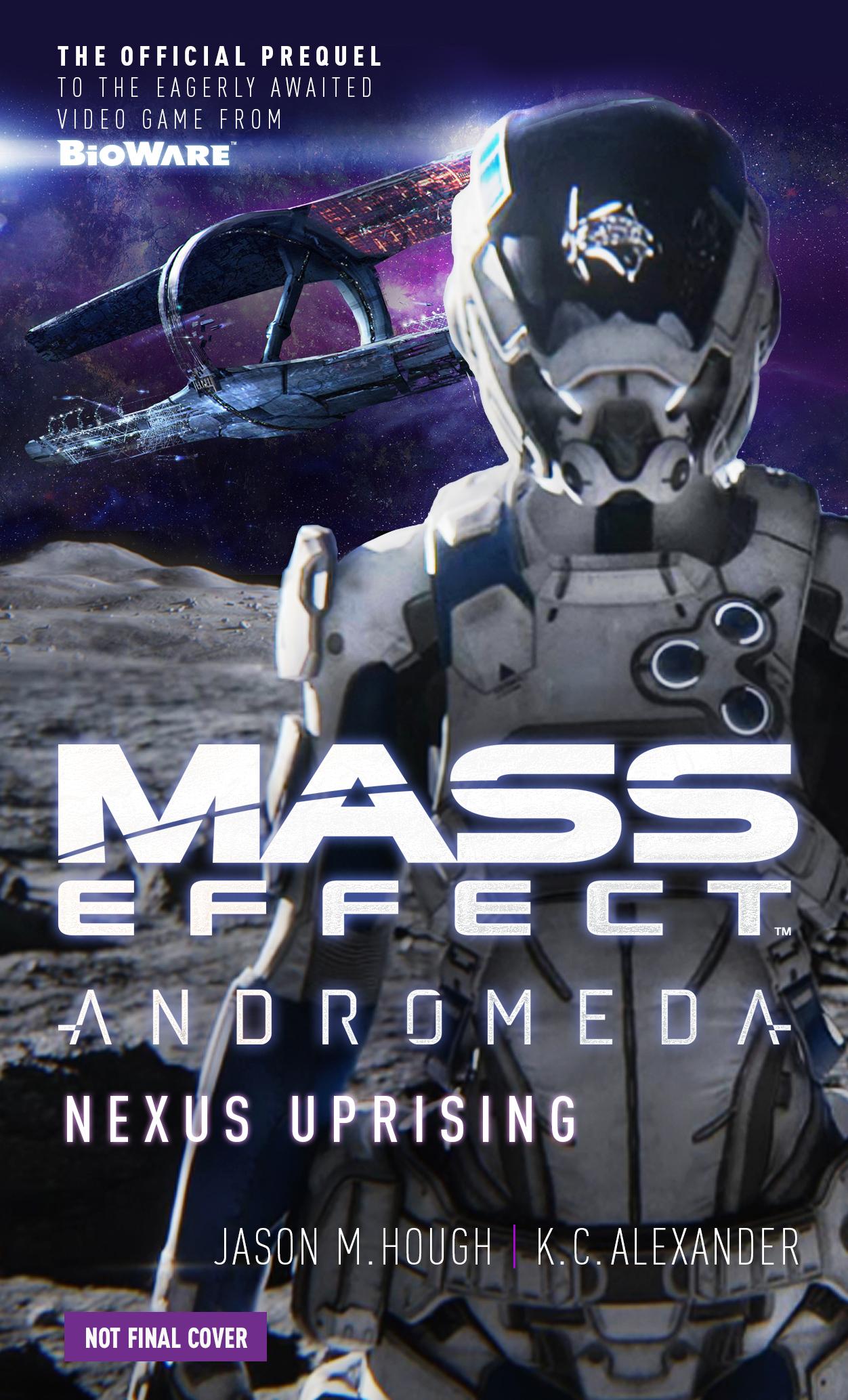Mass Effect Andromeda Book