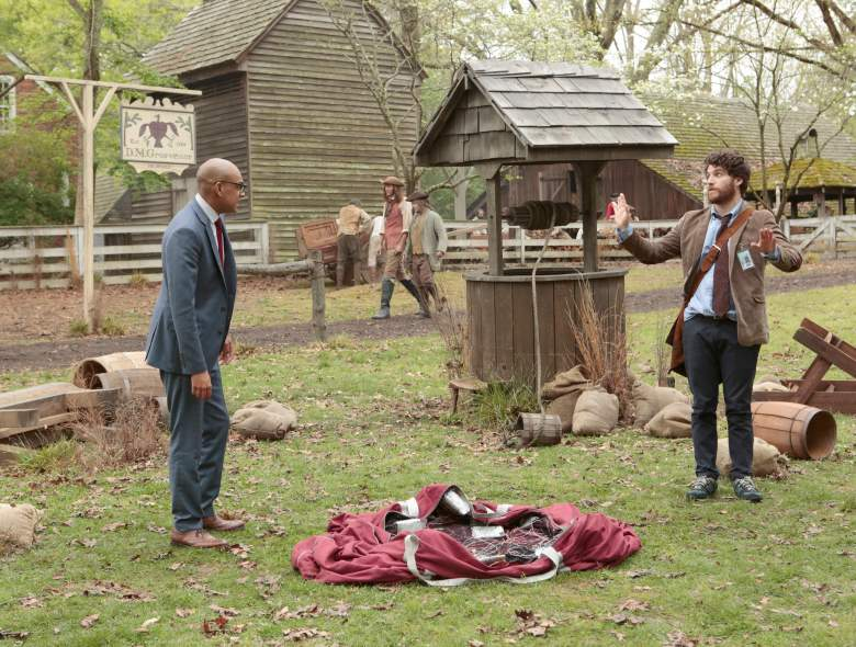 Adam Pally, Making History Cast, Making History Characters, Making History Fox