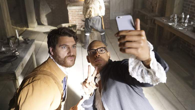 Adam Pally show, Making History Fox, Making History cast