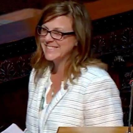 Michelle DuBois, Massachusetts lawmaker, Brockton State Rep