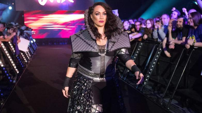 Nia Jax wwe, Nia Jax raw, Nia Jax monday night raw