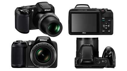 Nikon-Coolpix-L340-best-compact-camera-under-200-dollars