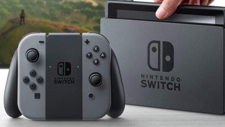 Nintendo Switch, Console